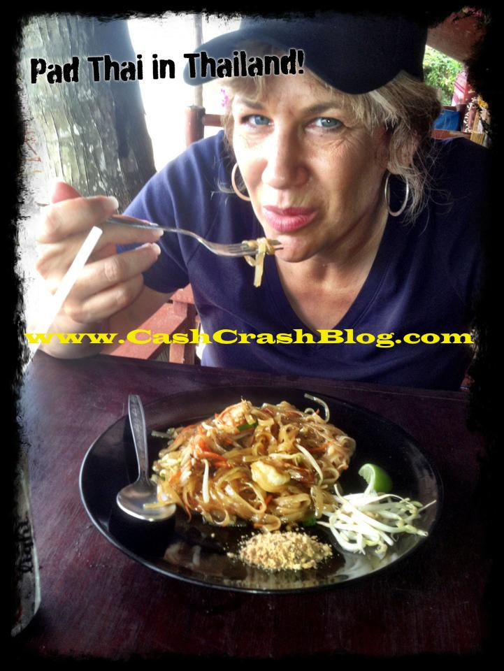 Pad Thai in Thai CashCrash